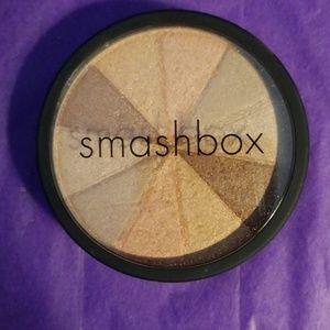 Smashbox bronzer and highlighter